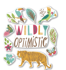 Wildly Optimistic Stickers