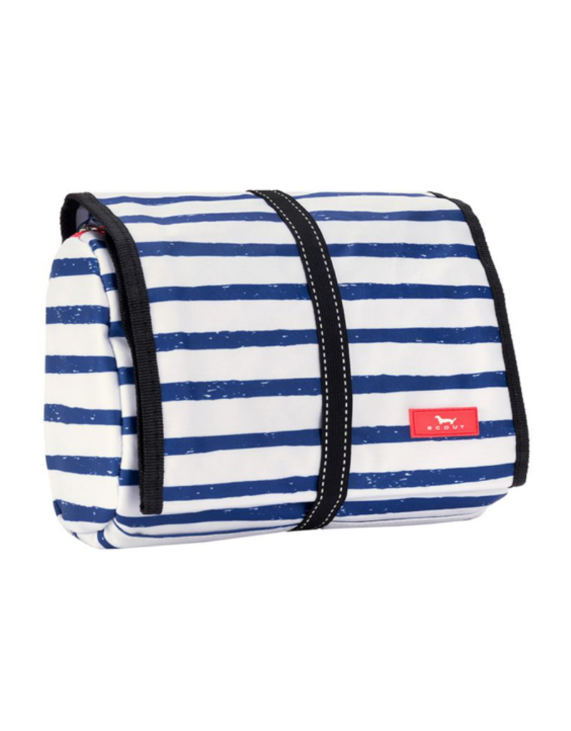 Scout by Bungalow Beauty Burrito Hanging Toiletry Bag - Ship Shape