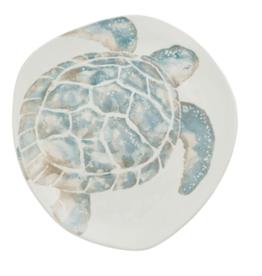 Vietri Tartaruga Turtle Oblong Serving Platter