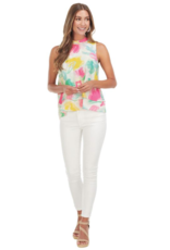 Eleanor Top Painterly Pastel - Large