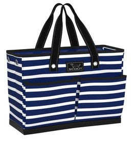 Scout by Bungalow The BJ Bag Pocket Tote Bag - Nantucket Navy