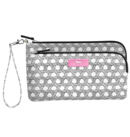 Scout by Bungalow Kelly Wristlet - Basket Case