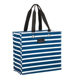 Scout by Bungalow Large Package Gift Bag - Nantucket Navy
