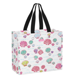 Scout by Bungalow Large Package Gift Bag - Let's Shellabrate