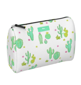 Scout by Bungalow Packin' Heat Makeup Bag - Cactus Makes Perfect