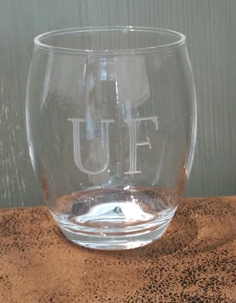 UF Acrylic Stemless Tumbler - Set of 4