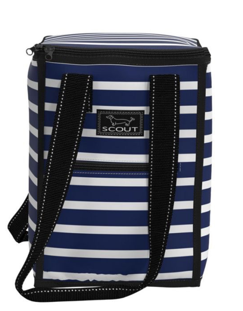 Scout by Bungalow Pleasure Chest Soft Cooler - Nantucket Navy