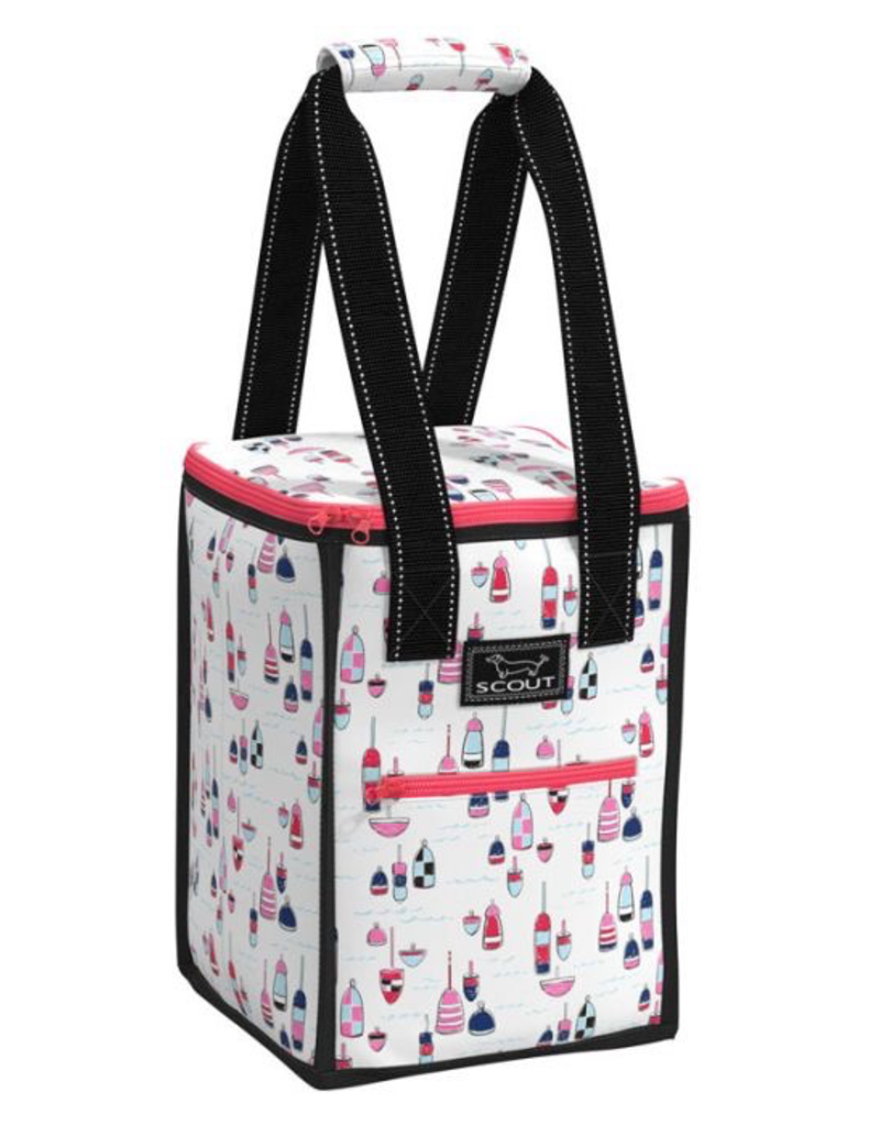 Scout by Bungalow Pleasure Chest Soft Cooler - Buoy Oh Buoy