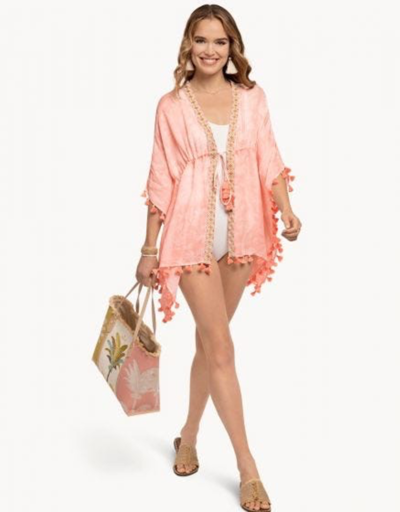 Spartina 449 Beach Cover Up Oldfield Soft Blush