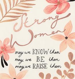 Calaisio Strong Women Empowerment Card