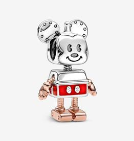 Pandora Disney Mickey Mouse Robot Charm