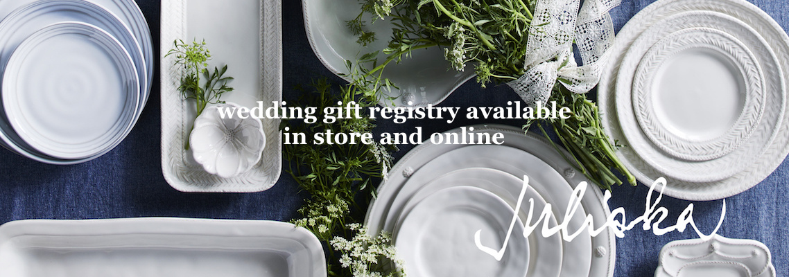Weddding and Bridal Gift Registry