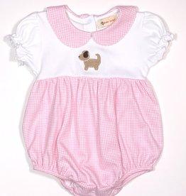 Luigi BL201P Puppy Bubbble Pink