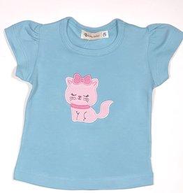 Luigi ITS148 Capsleeve Shirt Kitten