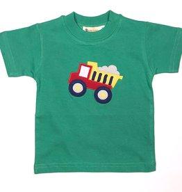 Luigi T001 Mint Dump Truck Shirt
