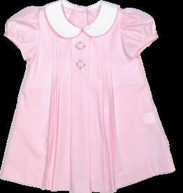 Petit Bebe 102D Jennifer Float Dress Pink Poplin