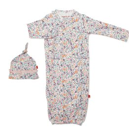 Magnetic Me Organic Cotton Gown/Hat Set Sheffield