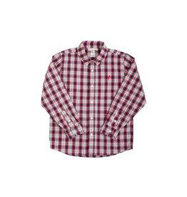 TBBC Deans List Dress Shirt Petersburg Plaid