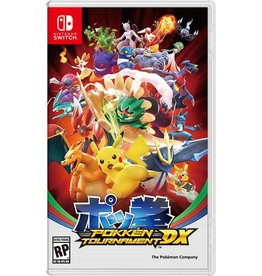 Solutions 2GO POKKEN TOURNAMENT DX SWITCH