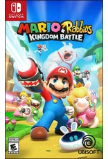 Solutions 2GO MARIO + RABBIDS KINGDOM BATTLE SWITCH