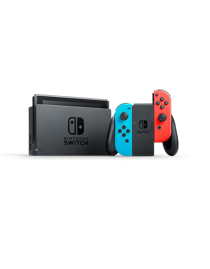Solutions 2GO NINTENDO SWITCH BLUE/RED CONSOLE