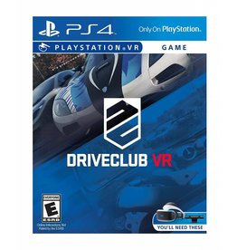 Solutions 2GO Driveclub VR