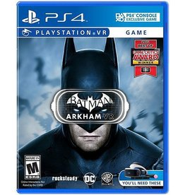 Solutions 2GO Batman: Arkham VR