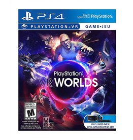 Solutions 2GO Playstation VR Worlds