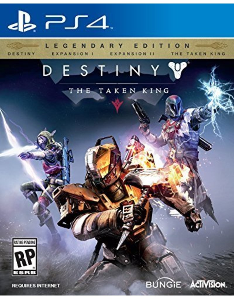 Solutions 2GO Destiny: The Taken King