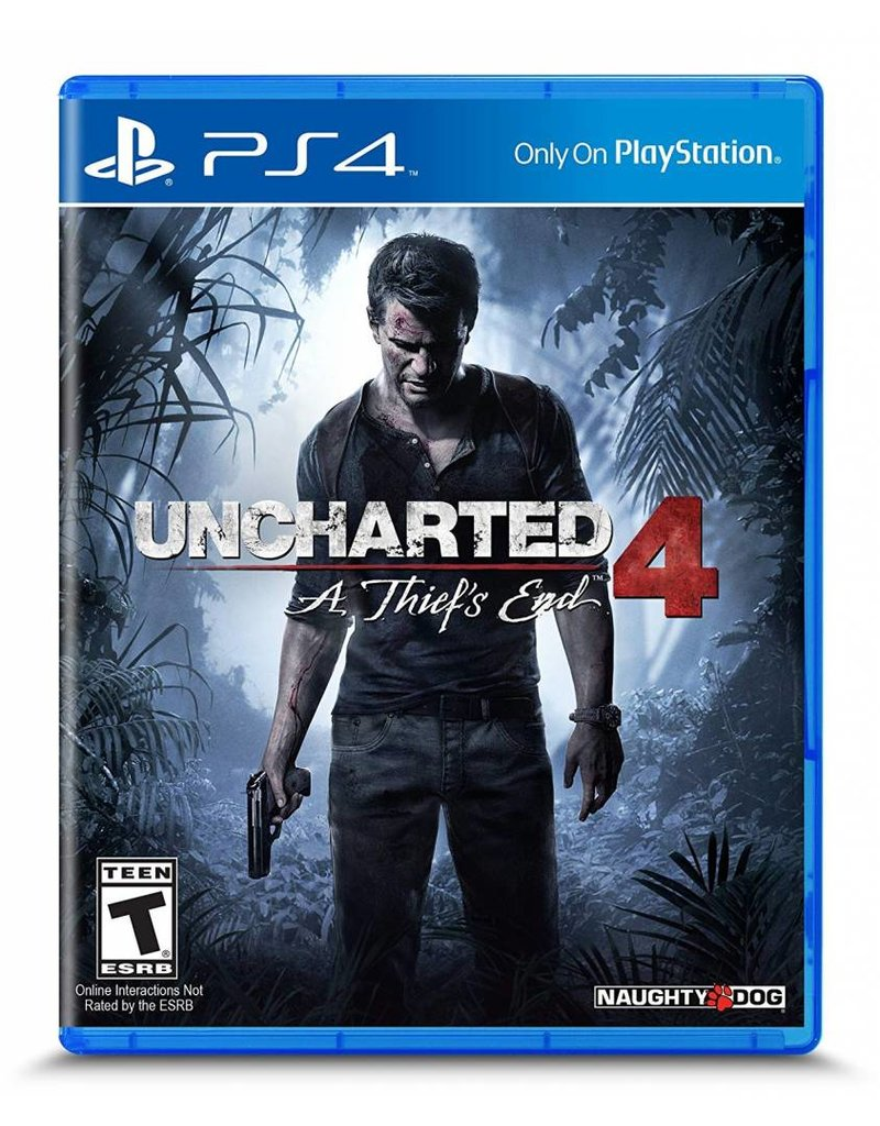 Solutions 2GO Uncharted 4
