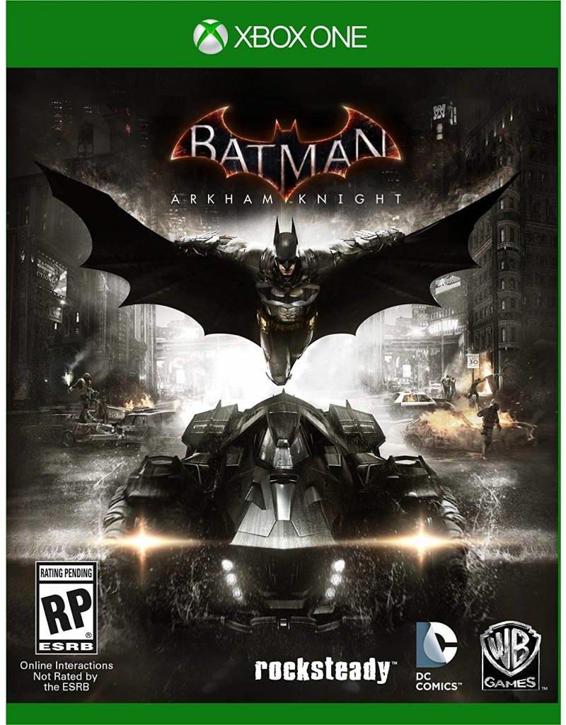 Solutions 2GO Batman: Arkham Knight