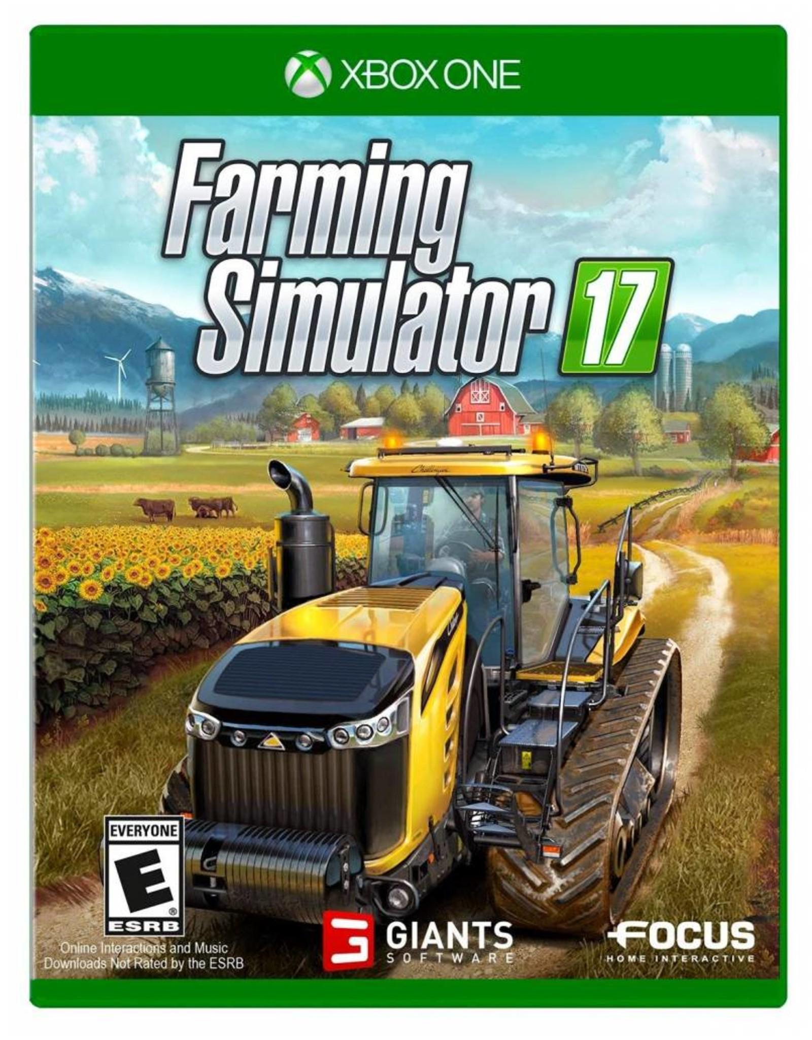 Solutions 2GO Farming Simulator 17