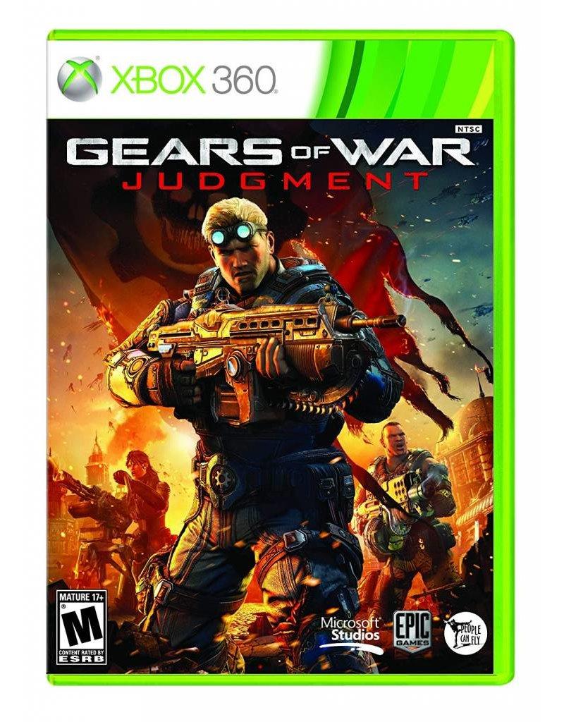 Solutions 2GO Gears of War: Judgement