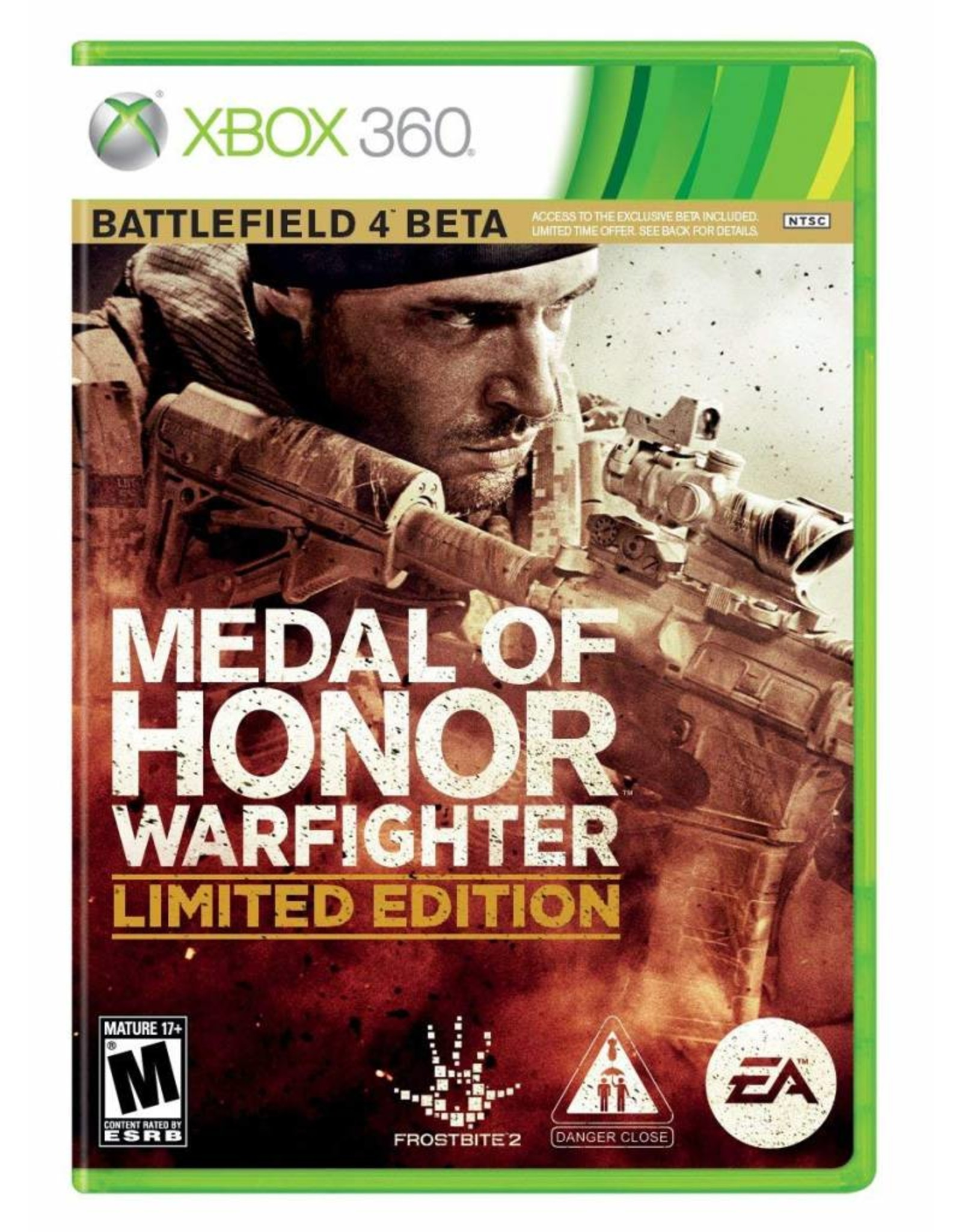 Solutions 2GO Medal of Honor: Warfighter