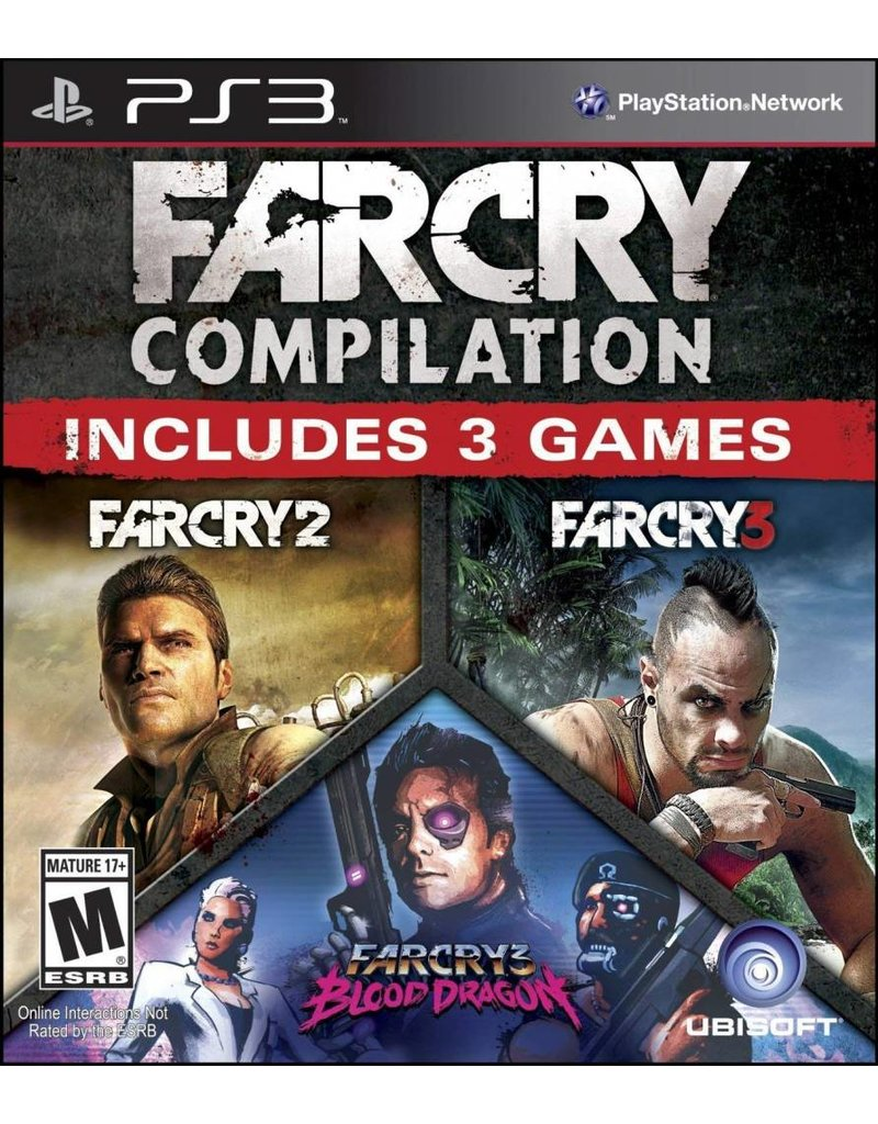 Solutions 2GO Far Cry Collection