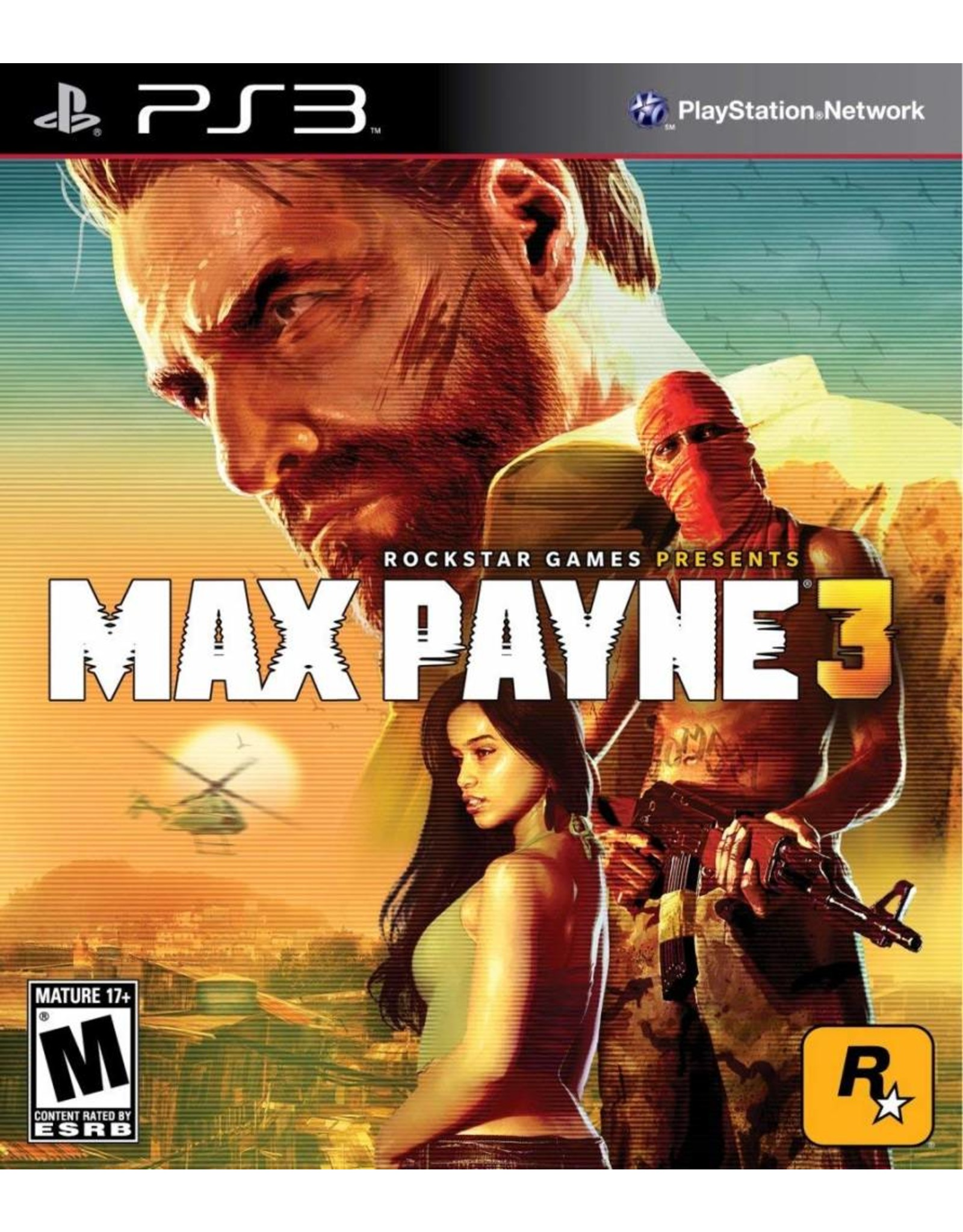 Solutions 2GO Max Payne 3
