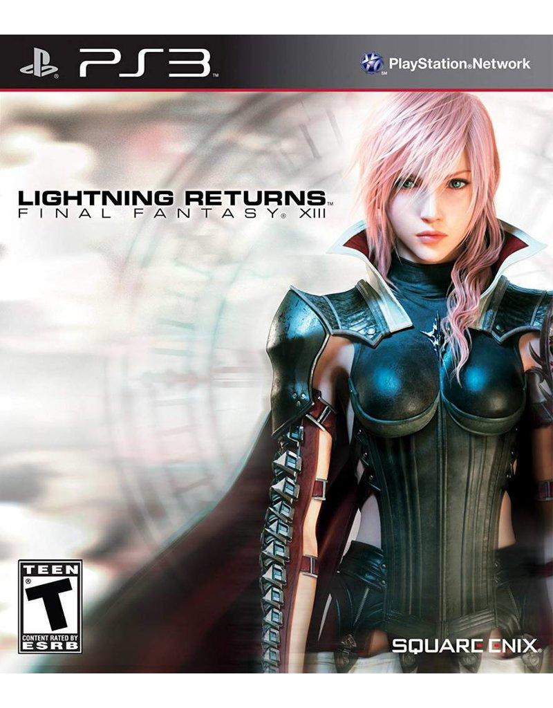 Solutions 2GO FFXIII: Lightning Returns