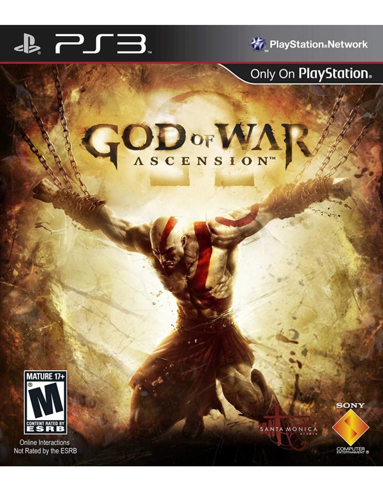 Solutions 2GO God of War: Ascension