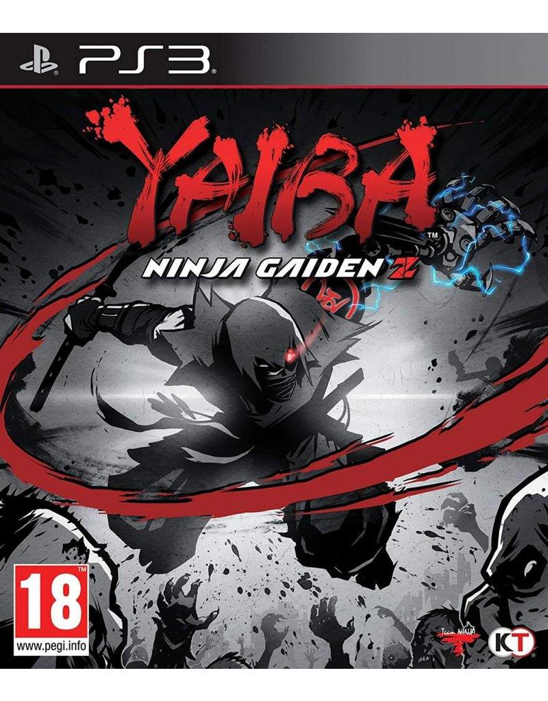 Solutions 2GO Yaiba Ninja Gaiden Z