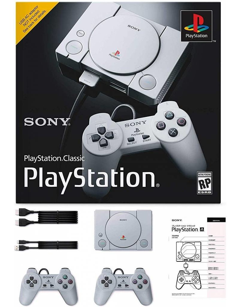 Solutions 2GO PLAYSTATION CLASSIC