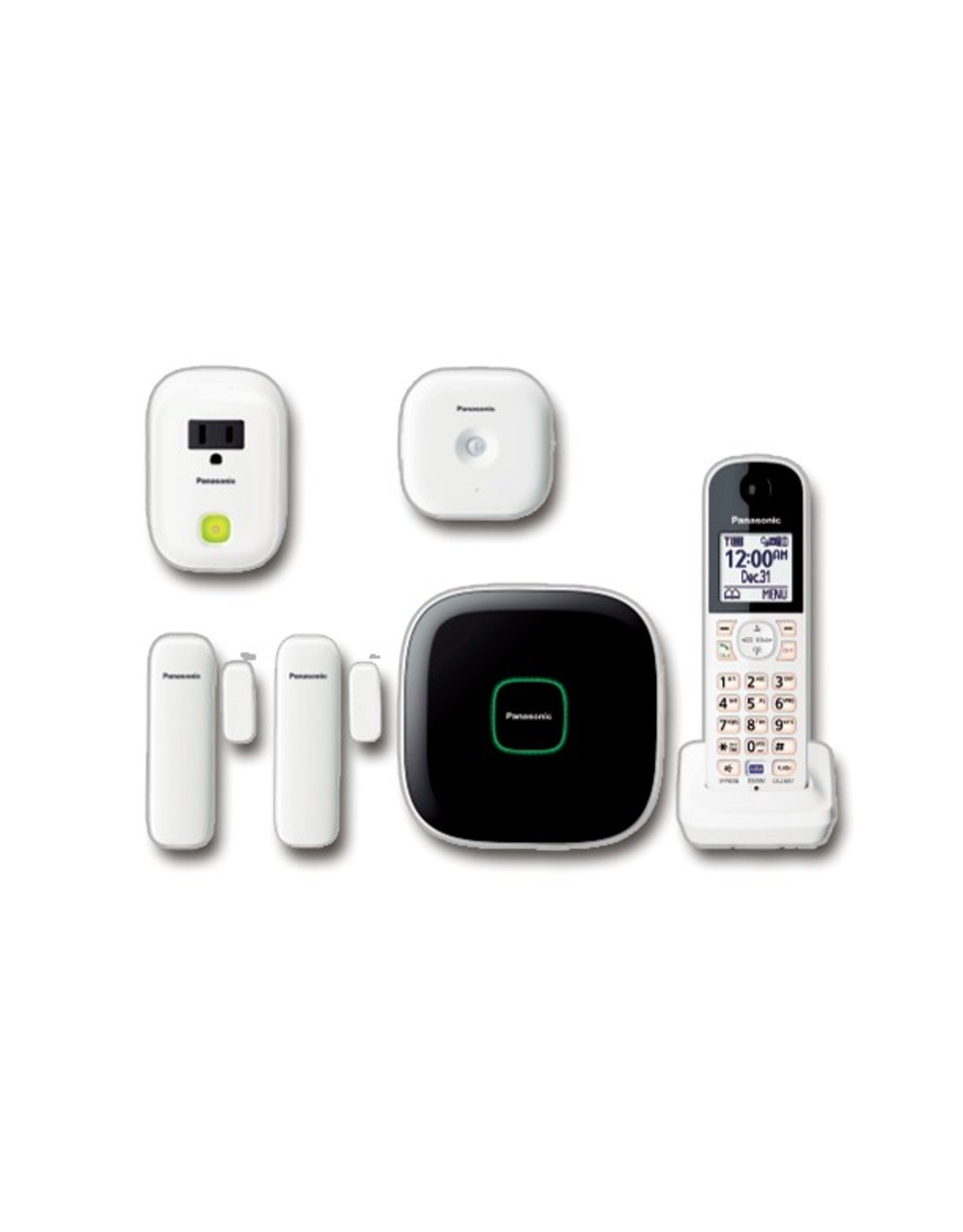 Panasonic Panasonic-Security Home Monitoring & Control Kit