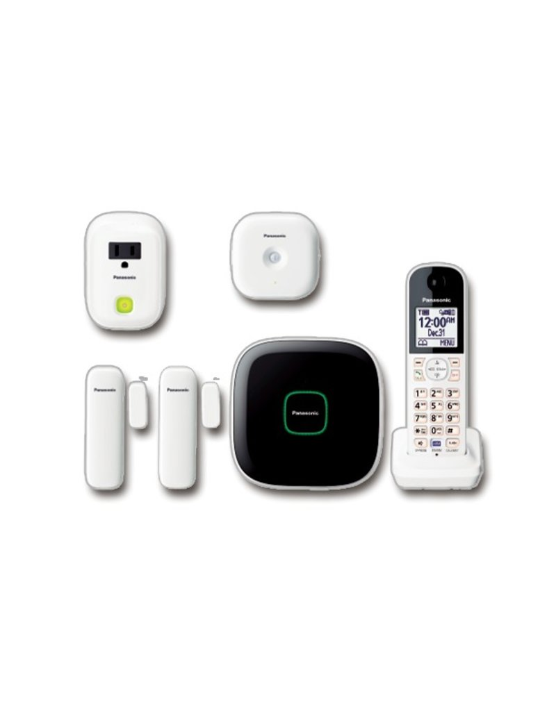 Panasonic Panasonic-Security Home Monitoring & Control Kit