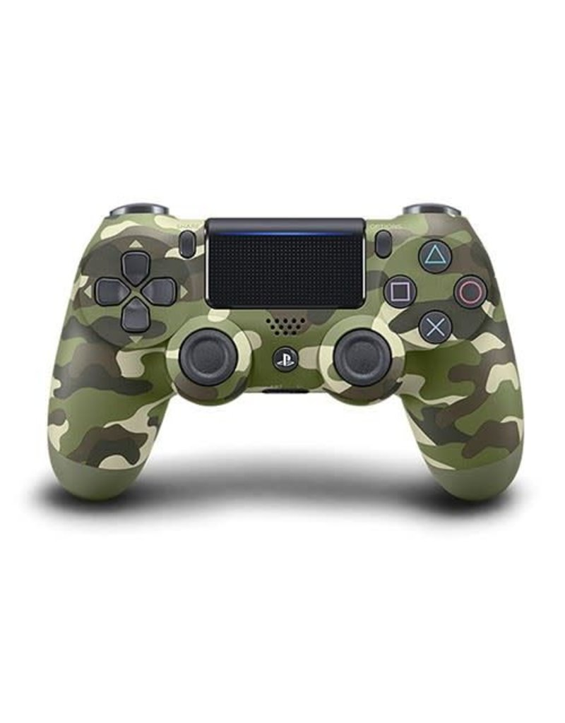 Solutions 2GO WRLS CONTROLLER PS4 - GRN CAMO 711719504368
