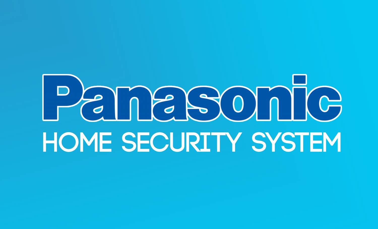 Panasonic - Home Security System
