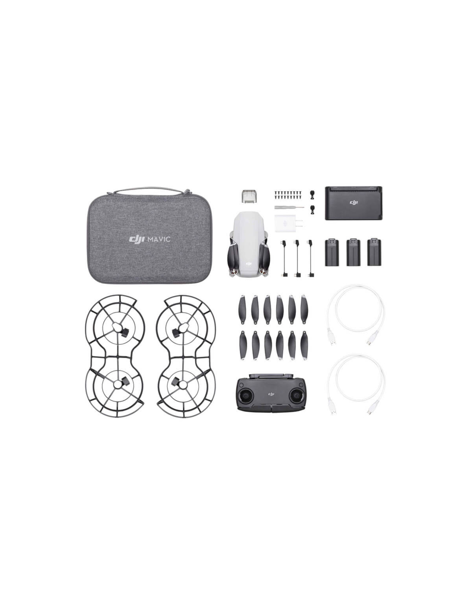 DJI DJI DRN Mavic Mini Fly Combo (238313)