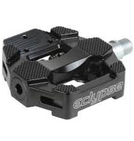 Eclypse Eclypse, HD Dual Trainer Sport, Exercise bike pedal, SPD/ Toe clips