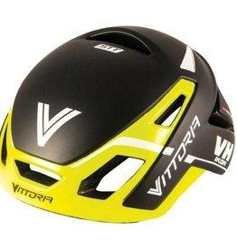 Vittoria Shoes VITTORIA Helmet, VH Ikon Mps, Yellow, S/M