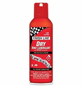 Finish Line Dry Lube (Teflon Plus) 8 oz. Aerosol
