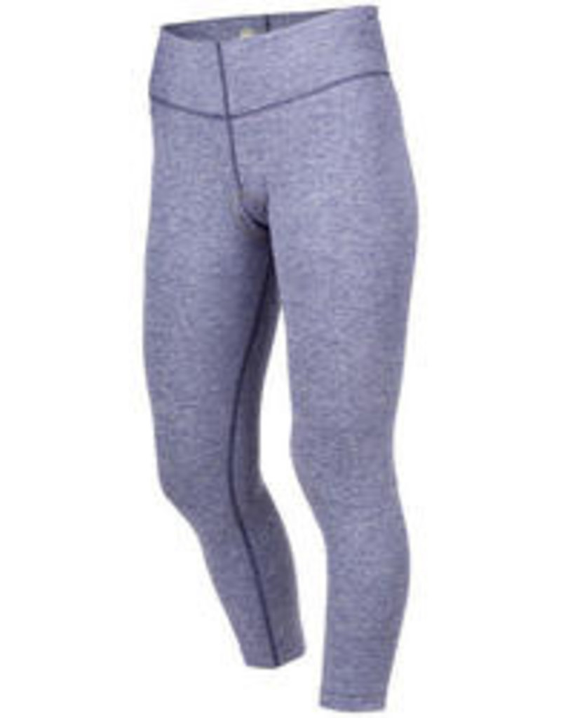 Club Ride, Double Time, Tight 7/8, Women's, Grey, S