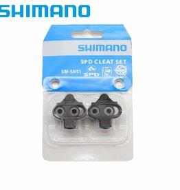 Shimano Shimano, Pedal Cleat SPD Set, SMSH51 Single Release